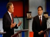 Candidates Draw Clear Lines On Immigration At GOP Debate