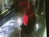 Car Wash Manager Taken To The Cleaners By Rotating Brush