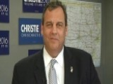 Christie: I Am Better Trained To Be President Than Trump
