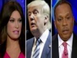 Critics Pounce On Donald Trump's 'Muslim Registry' Comments