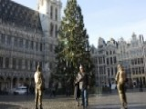 City Of Brussels Remains On Lockdown