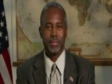 Carson On Gaining First-hand Knowledge Of The Refugee Crisis