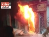 Chaos In Cairo After Deadly Firebomb Attack