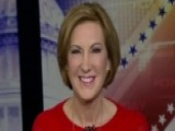 Carly Fiorina On Regaining Momentum In Presidential Campaign