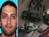California Police Chase Ends With Crash, Shootout