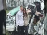 Couple Thanks God After Horrific Car Accident