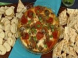 Cooking With 'Friends': Heather Childers' Pizza Dip