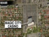 Cop Stabbed In Face At Miami Casino
