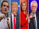 Candidates Make Final Push In Iowa As Caucuses Draw Closer