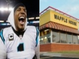 Carolina Panthers' Waffle House Obsession