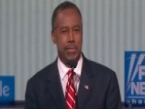 Carson: Our Immigration Policies Must Keep America Safe