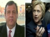 Christie: We Need To Focus On Clinton Not Petty Disagreement