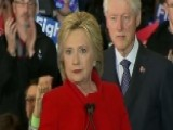Clinton: We Have To Be United Against Republican Vision