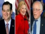 Cruz Wins Iowa, Clinton And Sanders Still Too Close To Call
