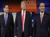 Cruz Tops Trump In Iowa, Rubio Finishes In Close Third