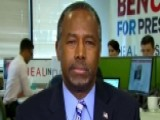 Carson On Cutting Campaign Staff, 'misinformation' In Iowa
