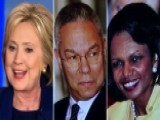 Critics Say Rice, Powell Emails Do Not Give Clinton Cover