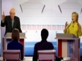 Clinton, Sanders Debate Health Care, Wall Street Reform