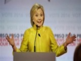 Clinton Not Asked About Foundation Investigation At Debate