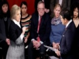 Clinton Questioned About Emails During Fox News Town Hall