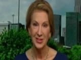 Carly Fiorina: GOP Needs To Rally Around Ted Cruz
