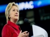 Clinton Dishes Foreign Policy Digs During AIPAC Address