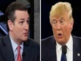 Cruz To Trump: 'You're A Sniveling Coward'