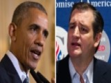 Cruz Criticizes Obama's Foreign Policy In Wake Of Brussels