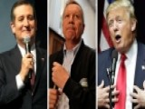 Campaigns Focus On Getting And Keeping Convention Delegates