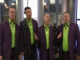 Celebrating National Barbershop Quartet Day