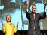 Clinton, De Blasio Criticized For Racially-charged Joke