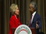 Can Clinton Lock Up The African American Vote In New York?