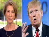 Carly Fiorina Slams 'typical Whining' From Trump Campaign