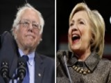 Clinton And Sanders Go After Big Banks On The Campaign Trail