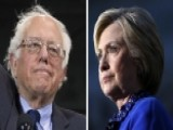Clinton Appears Frustrated Over Questions About Sanders