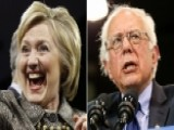Clinton Celebrates 4 Primary Wins, Sanders Vows To Fight On