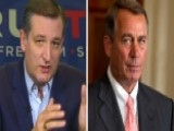 Cruz Reacts To Boehner's Attacks: 'I Don't Know The Guy'