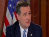 Cruz: Trump, Boehner And Clinton Part Of Same Corrupt System