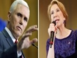 Can Carly Fiorina And Gov. Pence Help Cruz In Indiana?