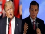 Cruz, Trump Face Off In Battle For Indiana