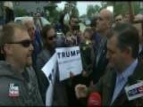 Cruz Duels With Trump Supporters Ahead Of Tough Indiana Race