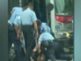 Cops Take Down Bus Hijacker Who Attacked Driver, Killed Man