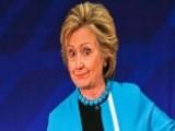 Clinton Looking For Big Calif. Win To Close Door On Sanders