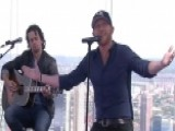 Cole Swindell Performs 'You Should Be Here'