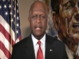Cain: GOP Opposition To Trump Is About Ego, Not Ideology