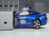 Crash Tests Show Muscle Cars Aren't So Strong?