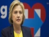 Clinton Declines Fox News Invitation To Proposed Dem Debate