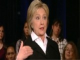 Clinton To Face Penalties Over State Department Audit?
