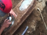 Century-old Coffin With Child's Remains Found Under Garage