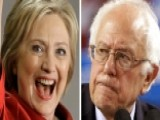 Clinton Reaches Delegate Threshold Sanders Vows To Fight On